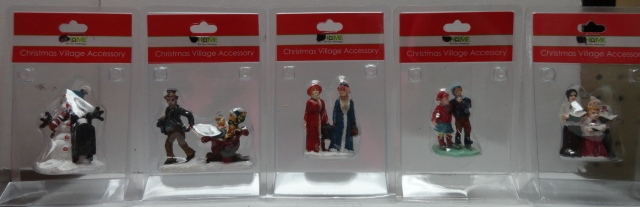 Christmas Village Accessory